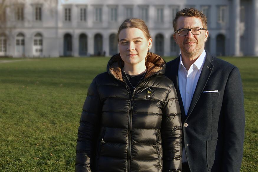 Koblenzer Grüne gehen mit Alina Welser und Carl-Bernhard von Heusinger in die Landtagswahl