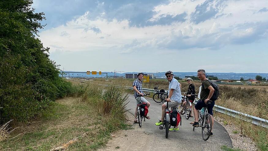 Umsetzung des Koblenzer Verkehrsentwicklungsplans 2030: GRÜNE wollen Radverkehrsachse Innenstadt – Rübenach