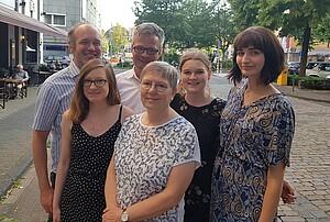 Alina Welser und Martin Schmidt bilden neues Sprecherduo der Koblenzer GRÜNEN